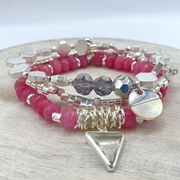 Glitz & Glam Extended Erimish Bracelet