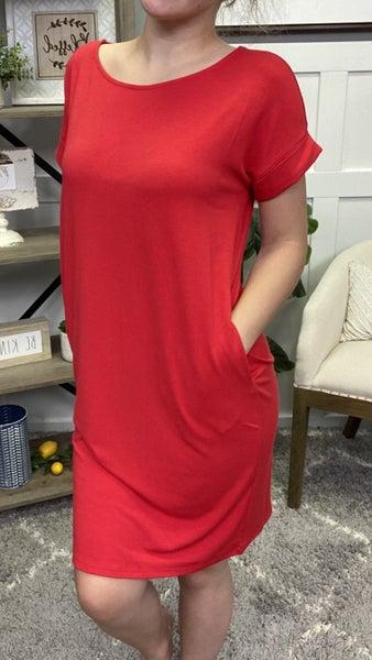 DOORBUSTER!! Summer's Favorite Dress - 3 colors!