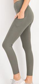 Love Your Curves Leggings- 6 Colors!