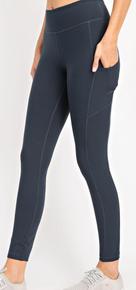 Love Your Curves Leggings- 6 Colors
