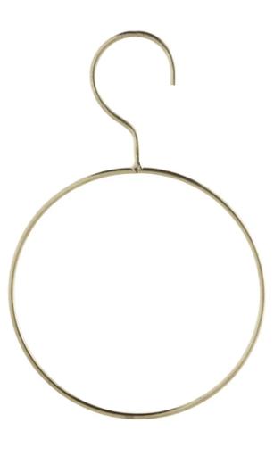 Gold Multi-Use Hanger