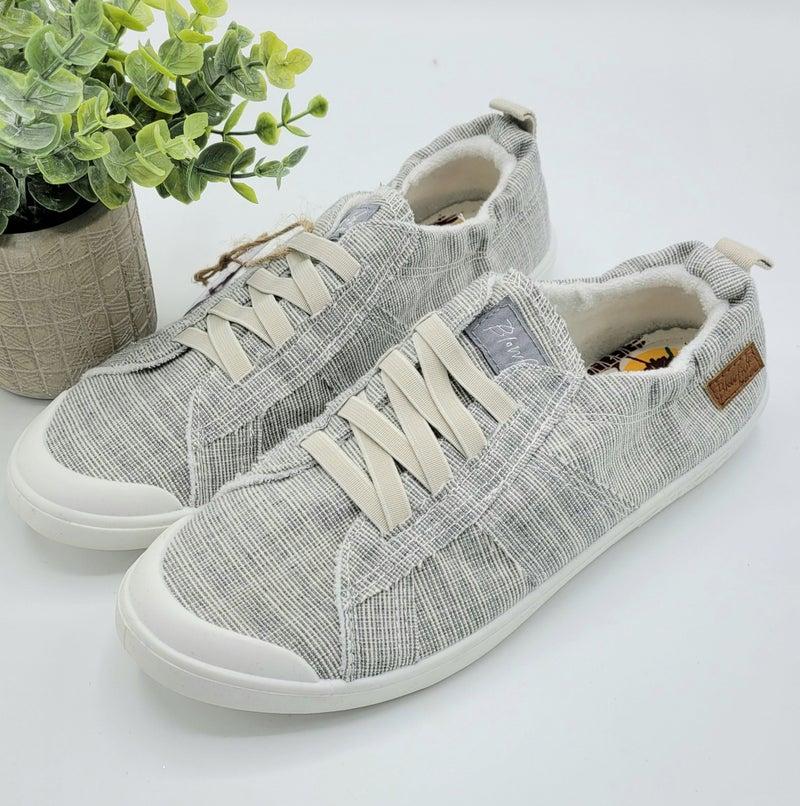 Casual Light Grey Blowfish Sneaker