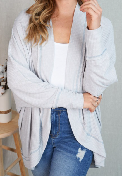 It's Cozy Time Cardigan