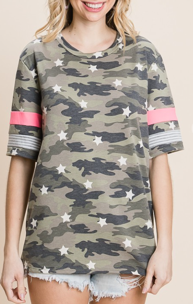 Girl Cadet Top