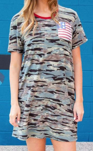 Combat Barbie Dress