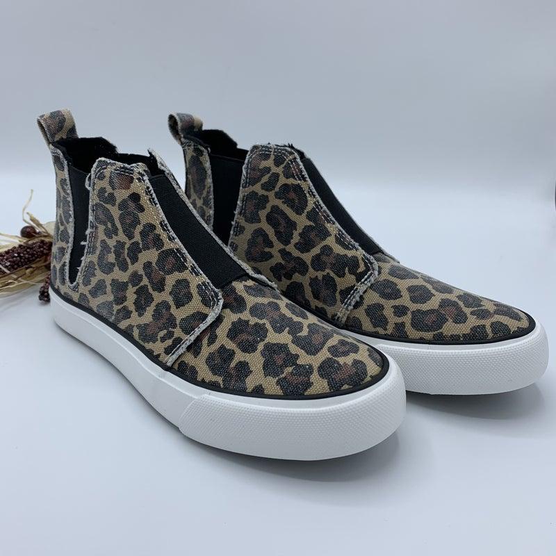 Leopard Very G Sneakers