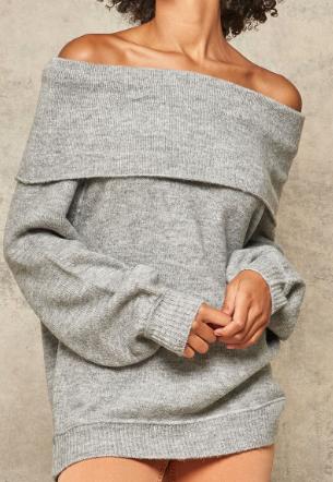 Raglan-Sleeve Sweater - 2 colors!