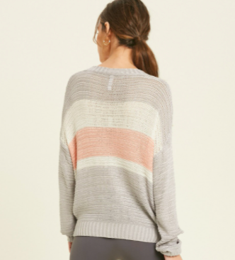 Switching Up Sweater - 2 colors!