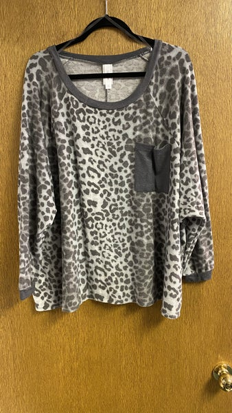 The Print Of Life Honeyme Top