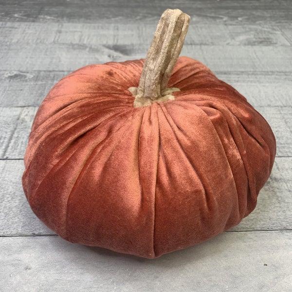 Chic Pumpkin Pillow