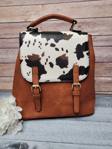 Cowgirl Livin'  Convertible Backpack