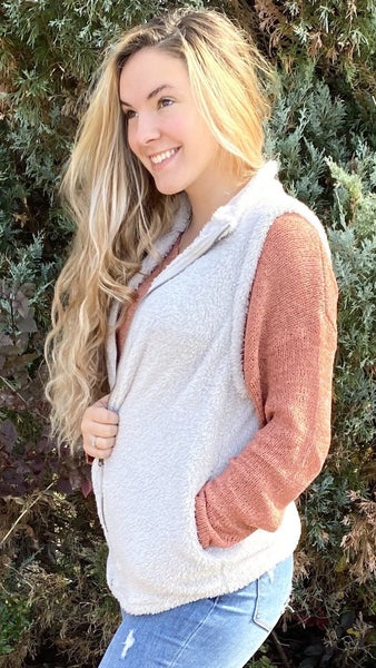 Wrapped In Love Vest
