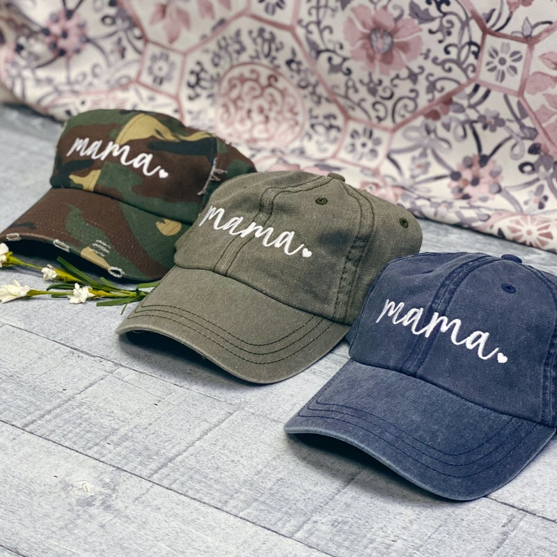 Get Your Mama Hat - 3 styles!