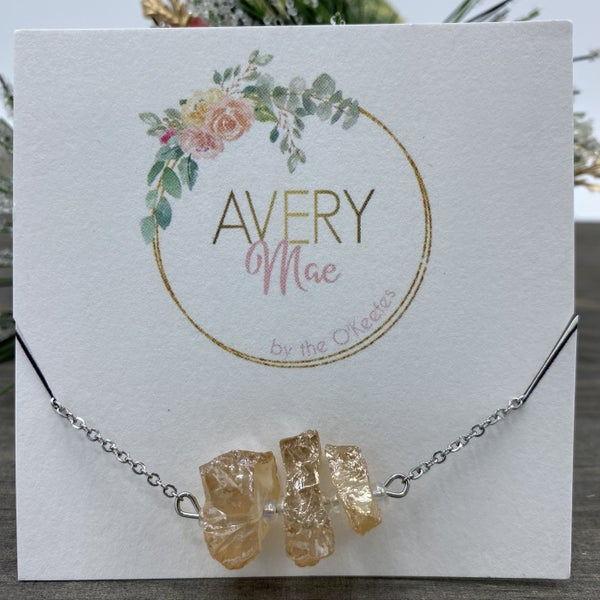 Silver Avery Mae Exclusive Bracelet