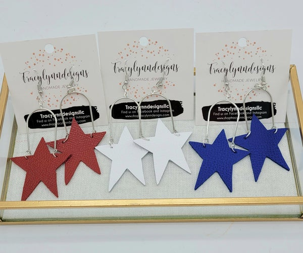 All the Stars Earrings - 3 colors!