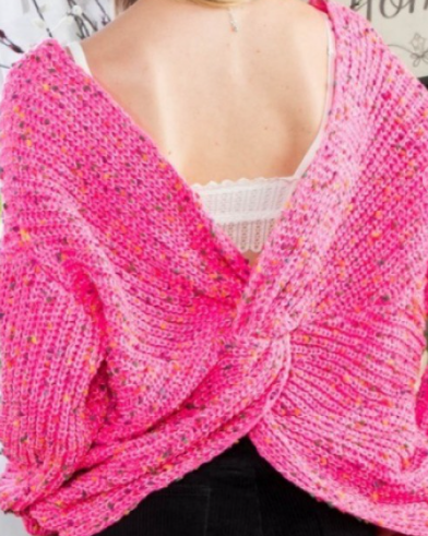 Star Of The Show Sweater - 2 colors!