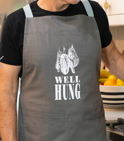 Funny Grilling Aprons - 3 options!
