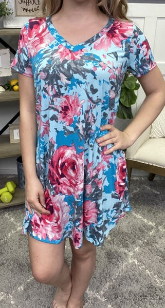 Spring Beach Dress