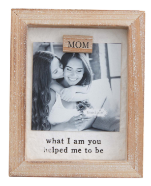 Mom's Keepsake Magnetic Frame