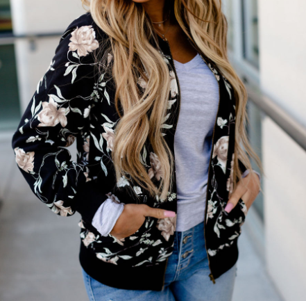 Stay With Me Ampersand Avenue Jacket