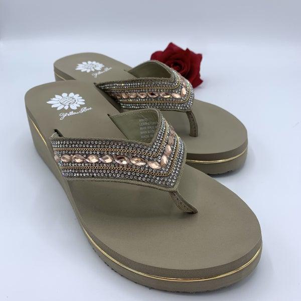 Classy & Sassy Yellowbox Sandals