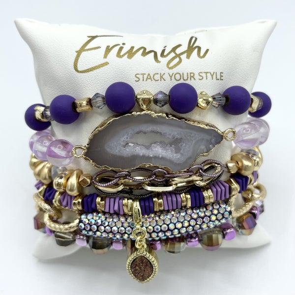 Erimish Beaded Bracelet Stacks - 4 options!
