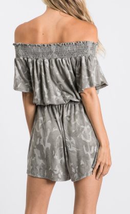 One of a Kind Romper