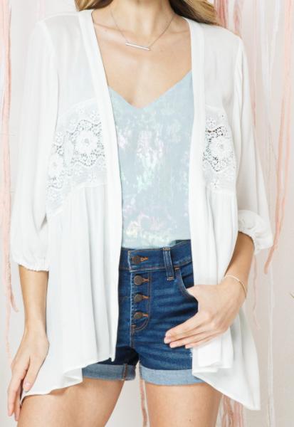 Little Beauty Kimono