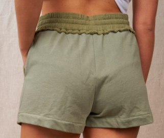 Living it Up Shorts - 2 colors!