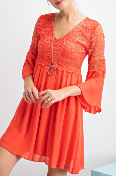 You Look Dazzling Dress - 2 colors!