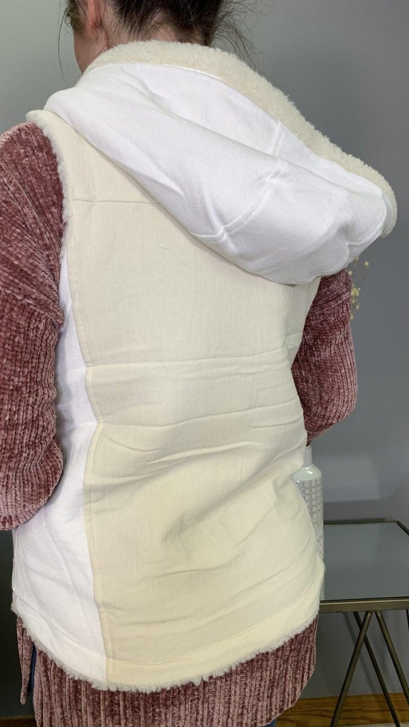 Eskimo Kisses Vest