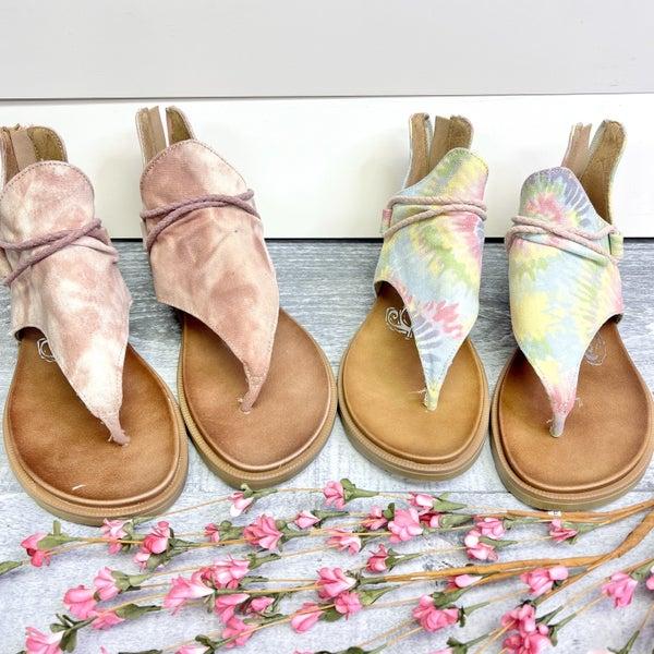 Making Me Blush Very G Sandal - 2 colors!