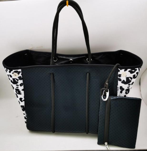 Black Beauty Neoprene Bag