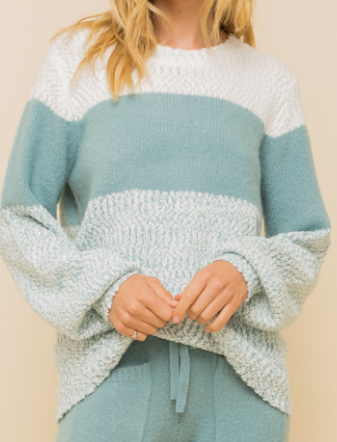 Cozy Hibernation Sweater