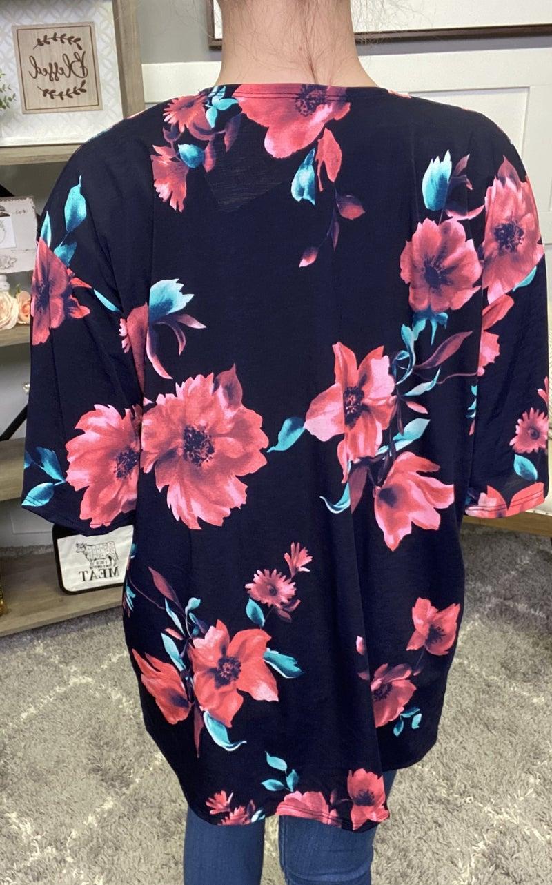 Too Complicated Kimono