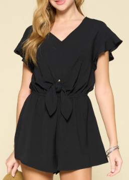 All Night Romper