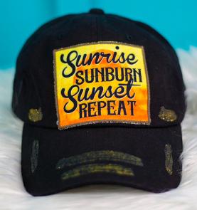Lifestyle Hats - 10 sayings!