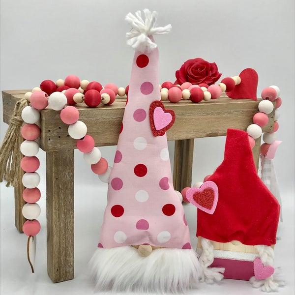 Be Mine Gnomes - 2 piece set!
