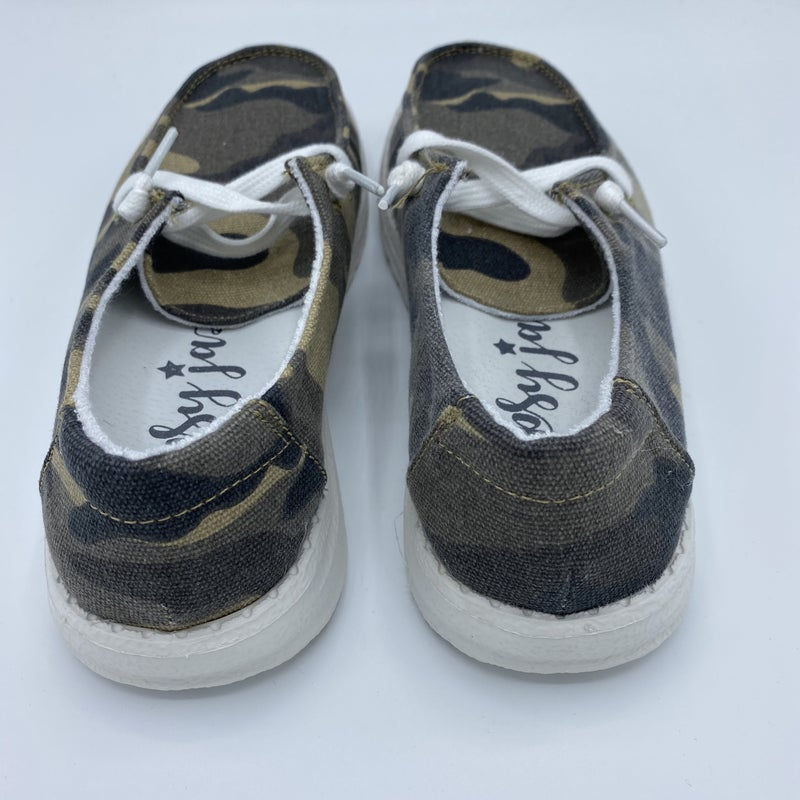 Camo Afternoon Sneakers