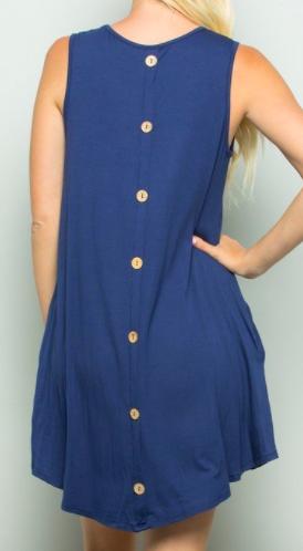 In the Spotlight Dress - 2 colors!