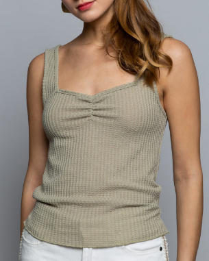 Thermal Knit POL Tank