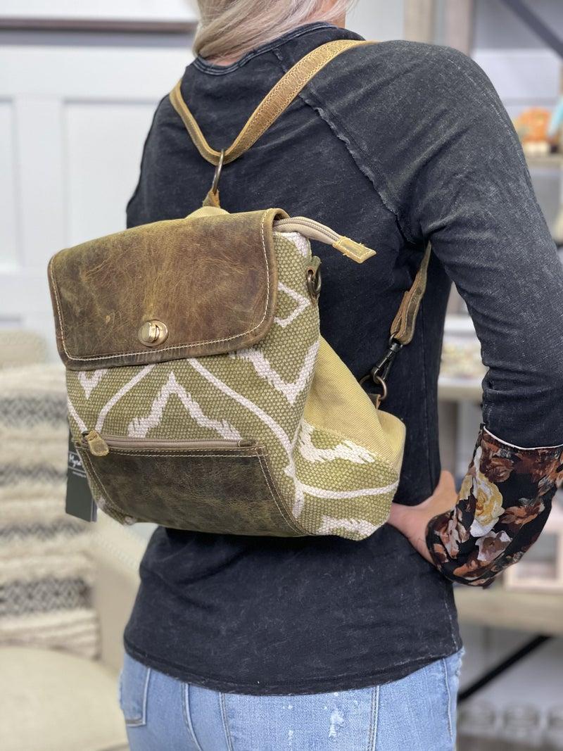 Let's Travel Myra Backpack