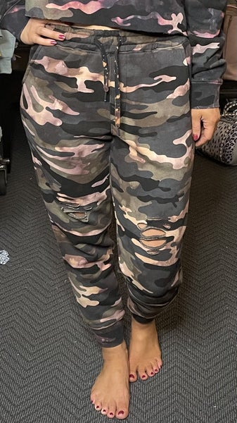 Stand Out in the Crowd Joggers