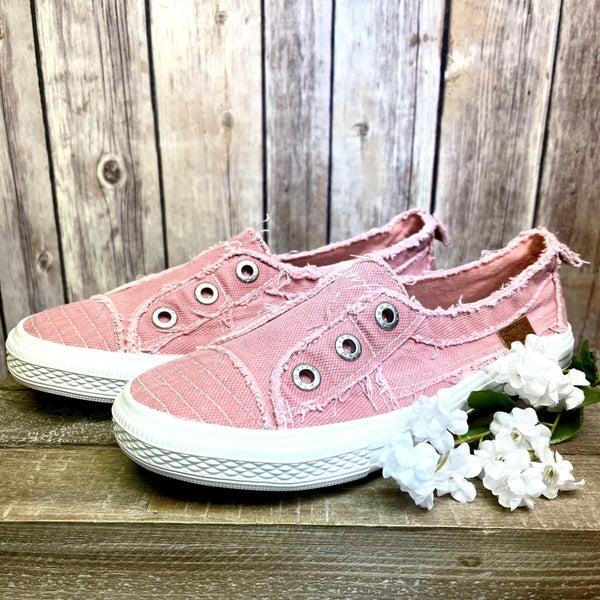 Bubble Gum Blowfish Sneakers