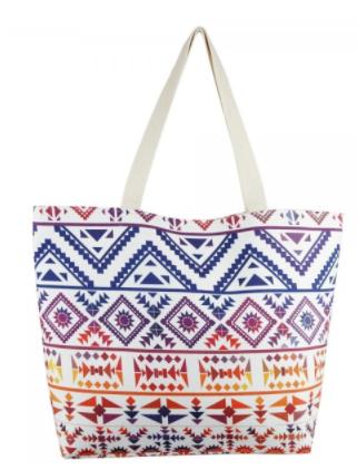 Go to the Beach Bag - 2 colors!