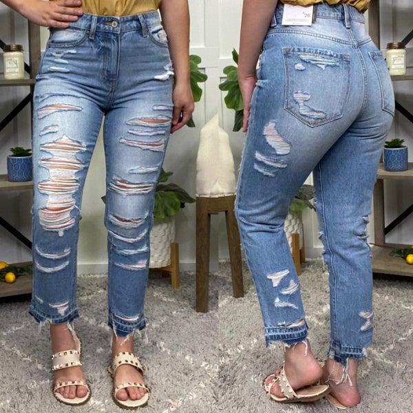 The Nova High Rise KanCan Jeans
