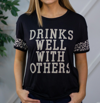 Drink Well with Others Top