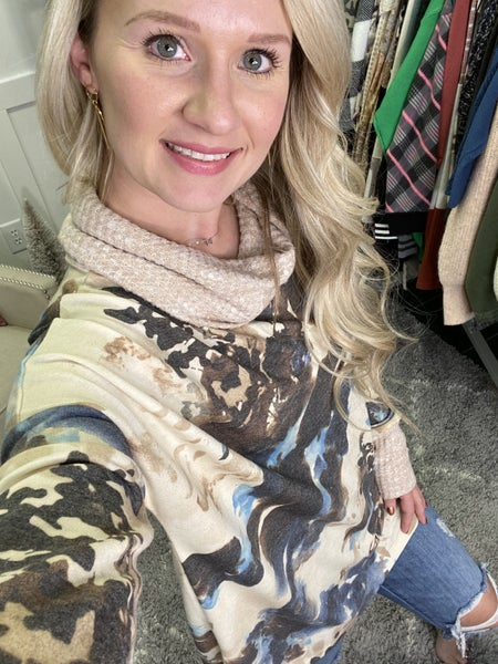 Natural Beauty Sweater