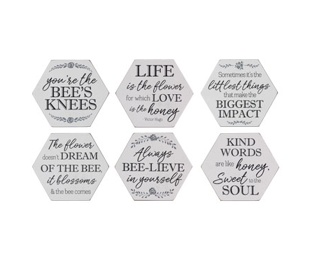 Inspirational Readings Decor -  6 options!