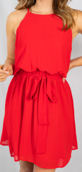 The Little Red Dress